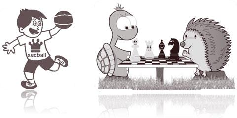 deporte y ajedrez